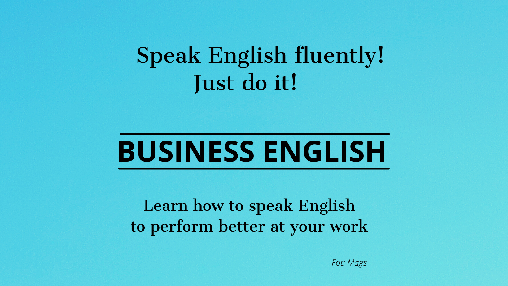 Angielski Biznesowy