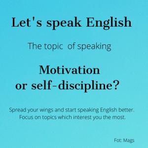 English lesson Motivaton